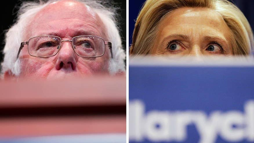 Bernie Sanders could pose a real problem for Hillary Clinton if he stays in the race after Tuesday's primaries and into the Democratic National Convention next month. What can Clinton do? Former presidential candidate Dennis Kucinich goes 'On the Record'