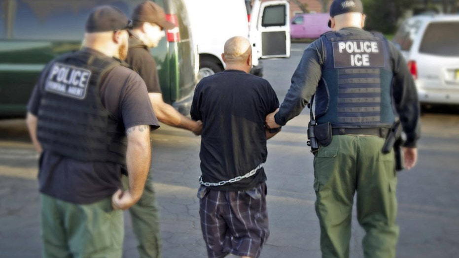 Report: Immigrant criminals reoffend at higher rate
