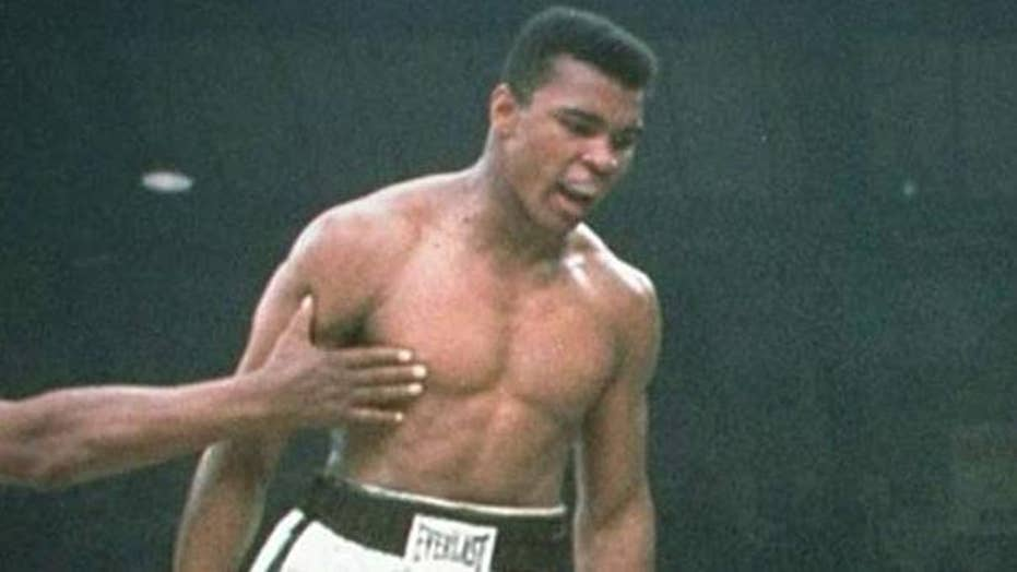 Jim Gray recalls doing his first interview with Muhammad Ali