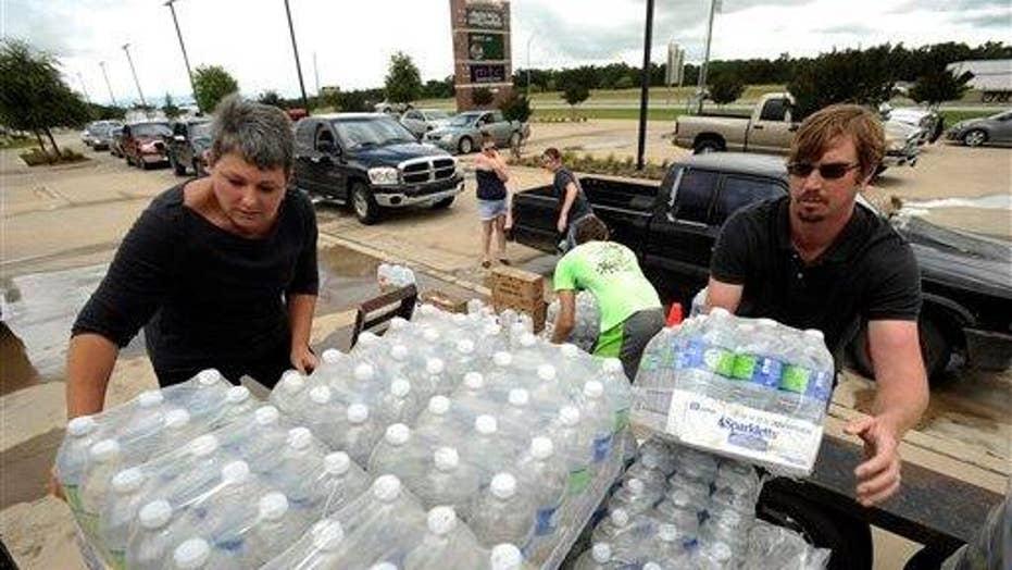Florida preps as Tropical Storm Colin approaches coast