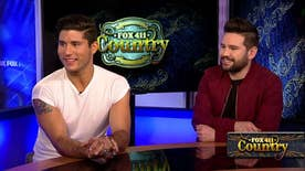 Fox411 Country: Country duo Dan & Shay on their sophomore album and why it means so much to provide the soundtrack to fans lives