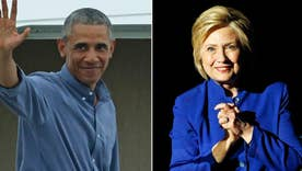 Obama ready to hit campaign trail as Clinton closes in on nomination