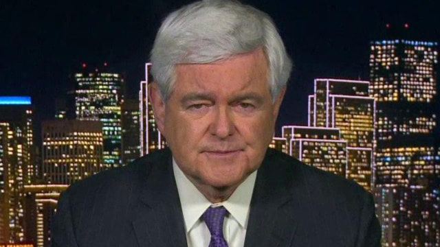 Gingrich: Trump's pivot speech a big step in right direction