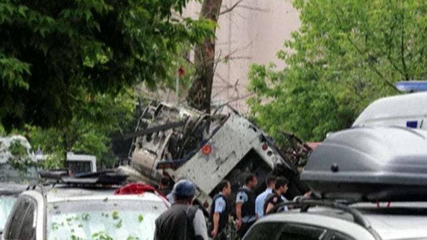 4 civilians dead, 36 injured