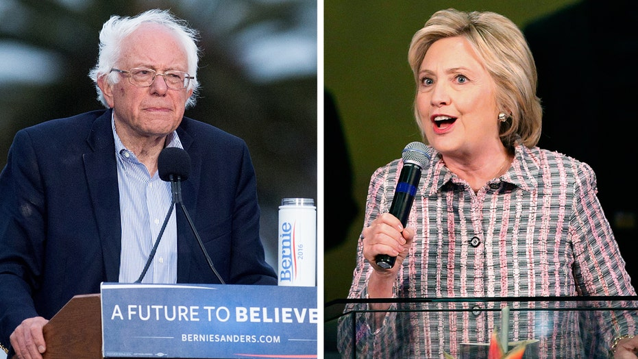 Is it time for Sanders to give up his supporters to Clinton?