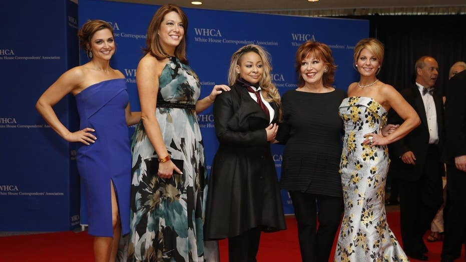 Who's out on 'The View'?