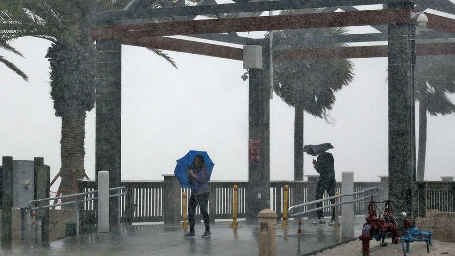 Tropical Storm Colin brings heavy rains to Florida