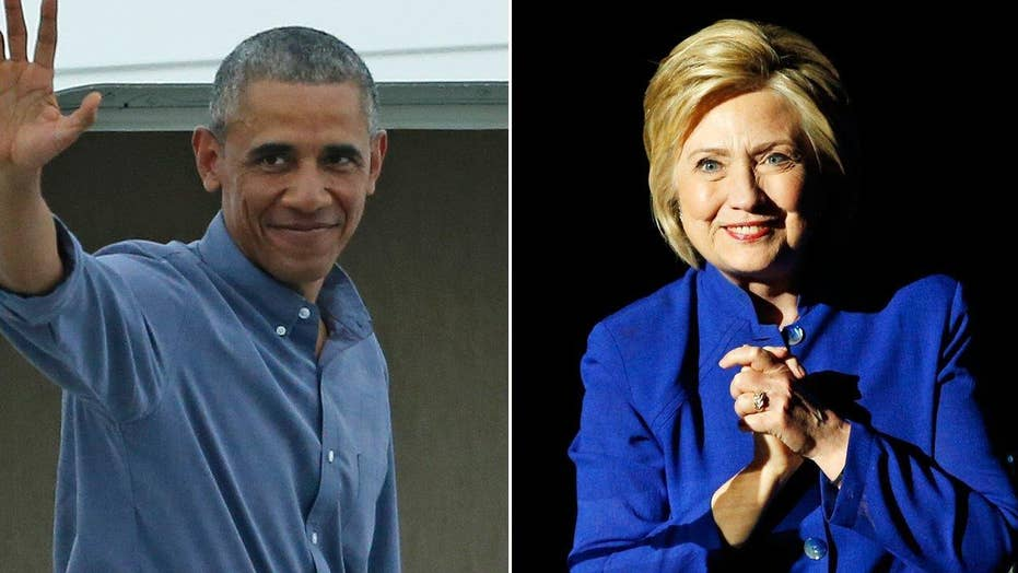 Obama endorsement for Hillary Clinton coming soon?