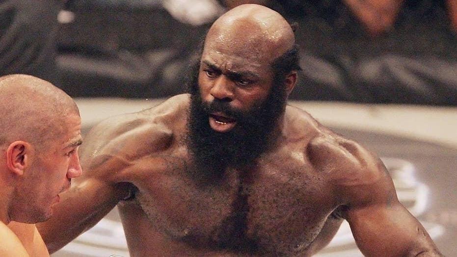 MMA fighter Kimbo Slice dead at age 42