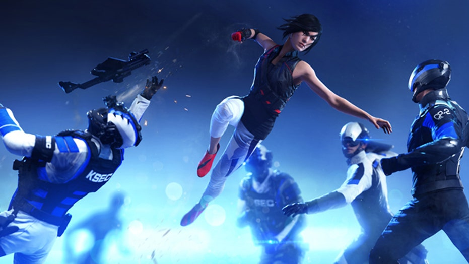 Inside 'Mirror's Edge Catalyst'