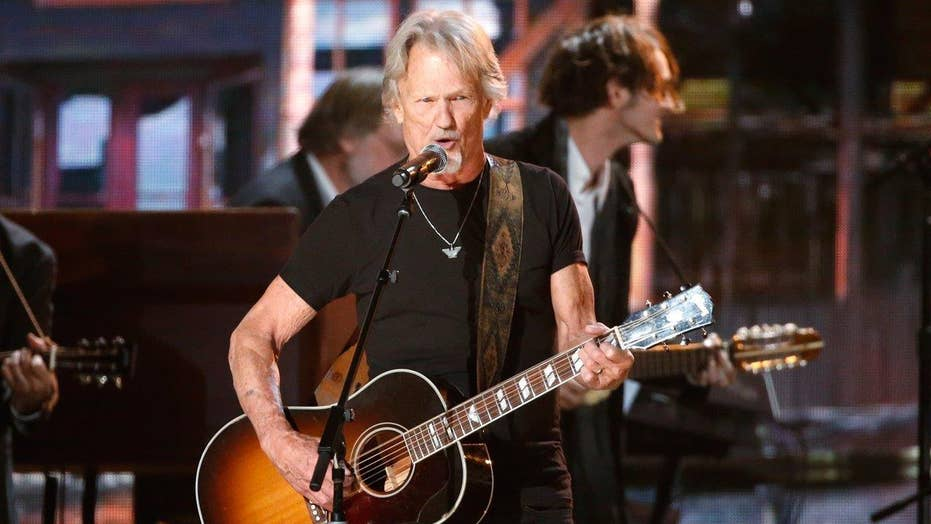 Kris Kristofferson DOESN'T have Alzheimers