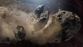 Four4Four Science: NASA is funding a concept that will turn asteroids into spaceships so that we can mine them. Will it work?