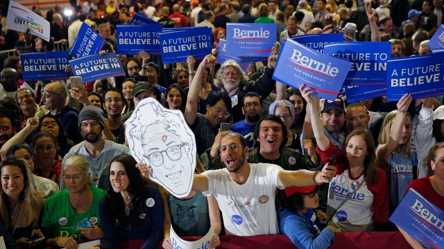 Will Sanders supporters ever back Clinton?