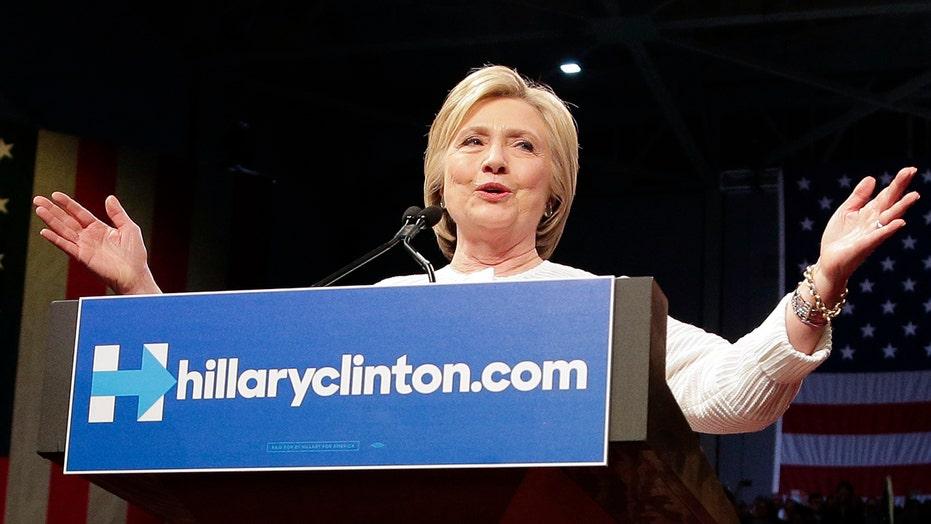 Hillary Clinton clinches Democratic nomination