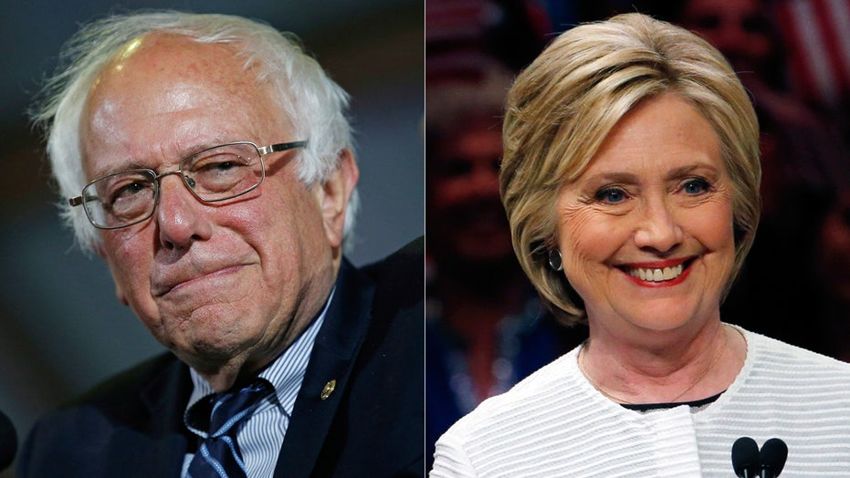 Sanders supporters present a lingering problem for Clinton