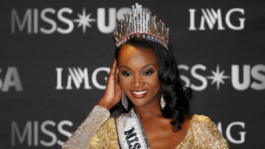 Miss USA Deshauna Barber on giving a voice to veterans