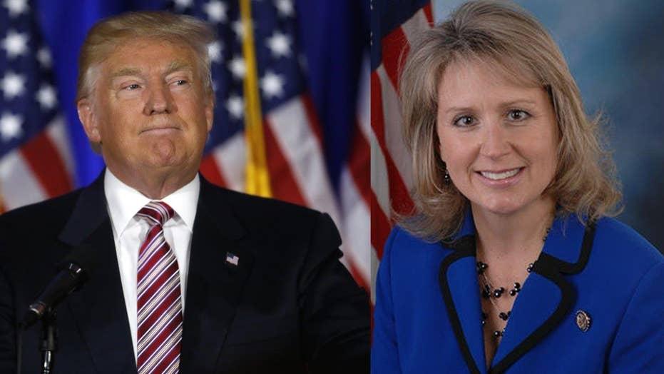 Starnes: Why did Donald Trump endorse a liberal?