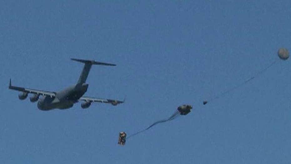 NATO conducts massive training operation in Poland