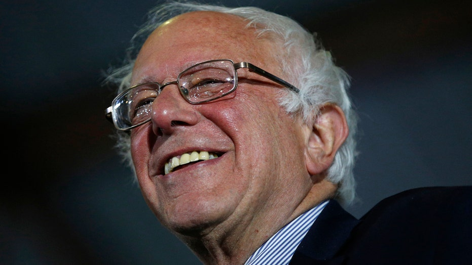 Sanders looking to use his popularity to change the party?