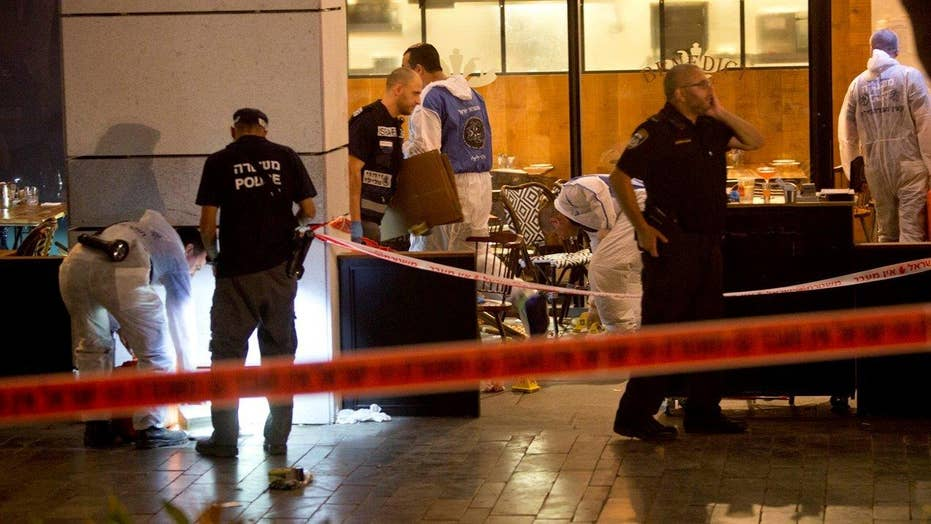 Terror suspects in custody after deadly Tel Aviv attack