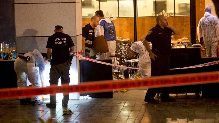 Terror suspects in custody after deadly Tel Aviv attack
