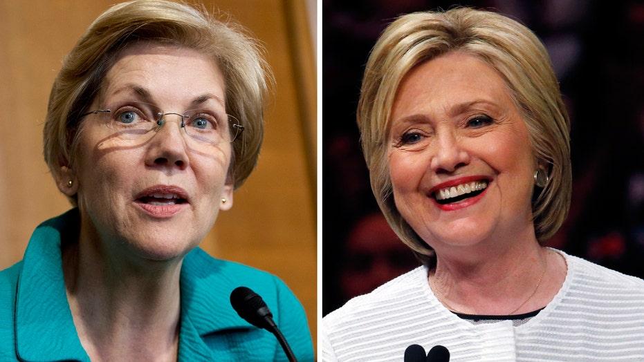 Report: Sen. Elizabeth Warren set to endorse Hillary Clinton