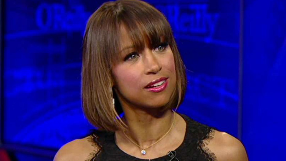 Stacey Dash enters 'The No Spin Zone'