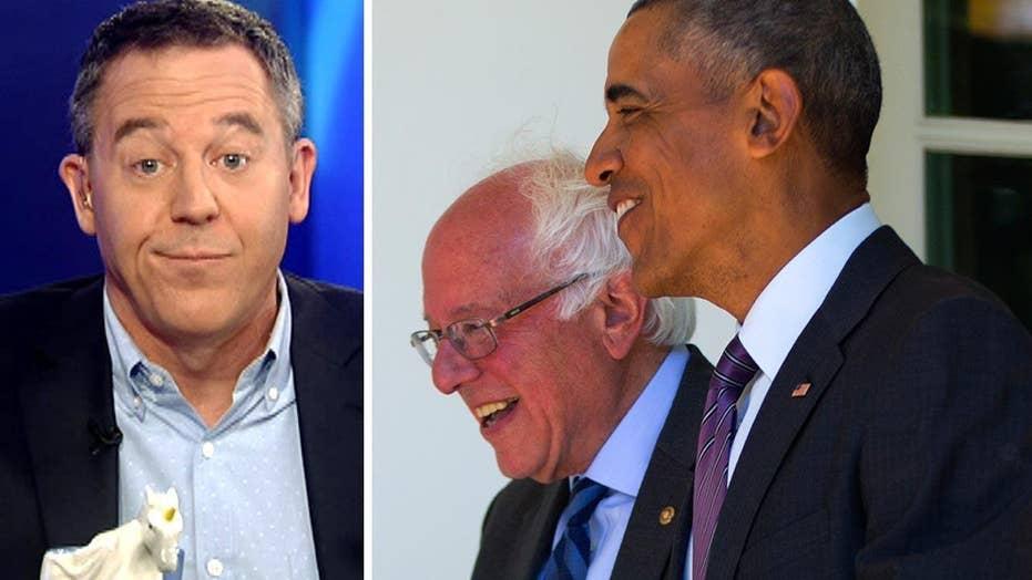 Gutfeld: A socialist in the White House