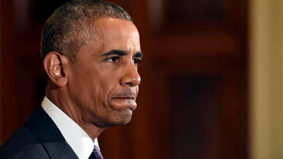 New scrutiny over Obama's endorsement amid a federal probe