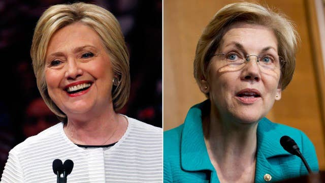 Hillary Clinton and Elizabeth Warren to meet privately