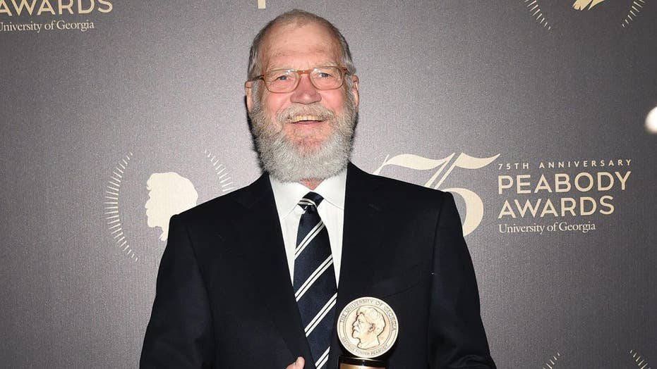 David Letterman: Woman should have gotten my job