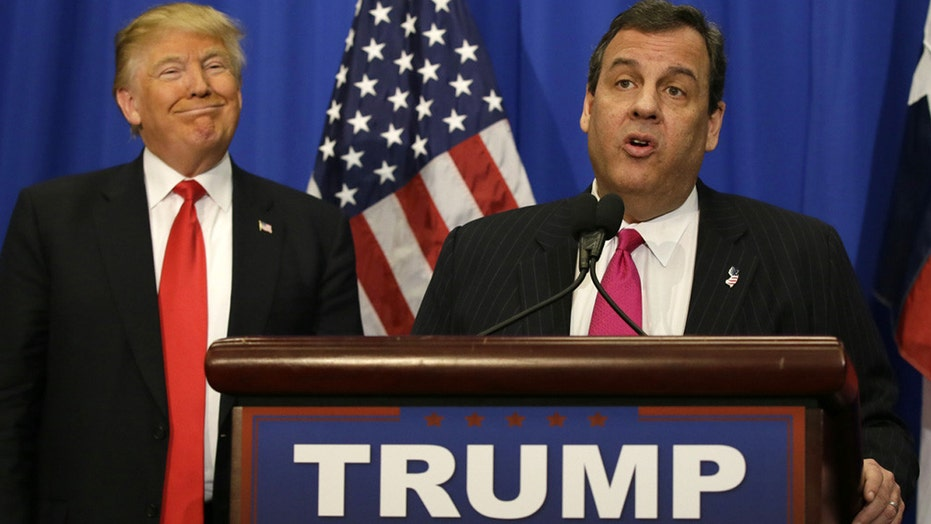 Christie: If you're not for Trump, you're helping Clinton