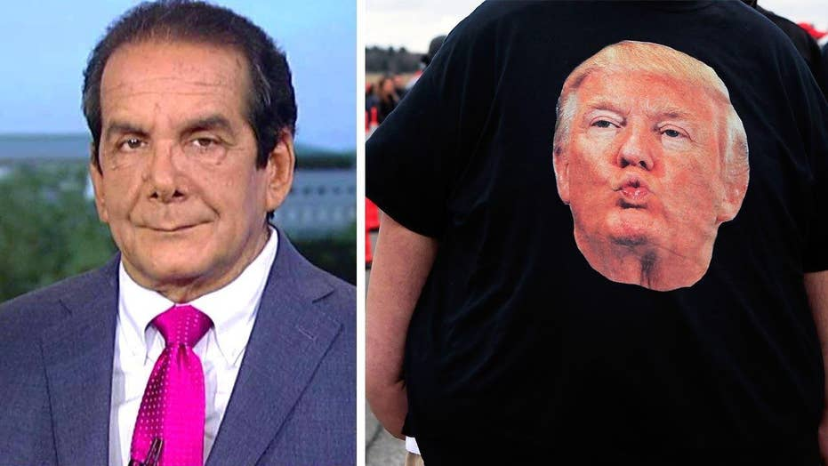Krauthammer: Enthusiasm for Trump 'on hiatus'