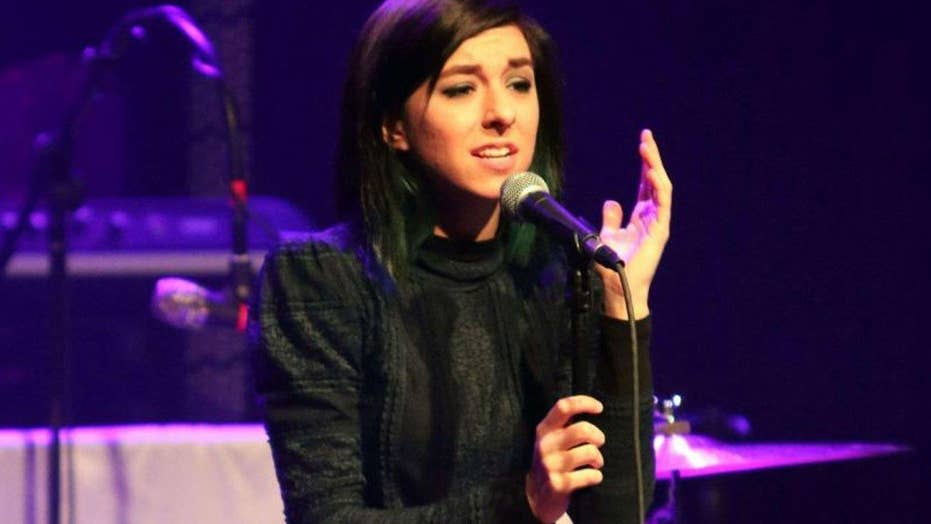 Ex-'Voice' contestant Christina Grimmie shot after concert