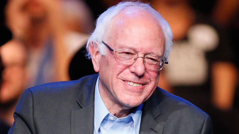 Which candidate will Sanders supporters turn to?