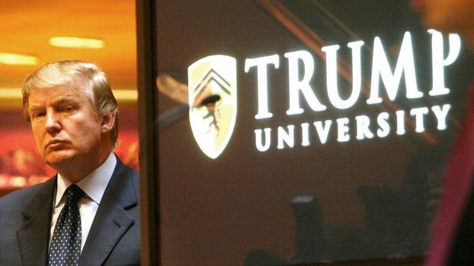 Breaking down the basics of the Trump University lawsuits