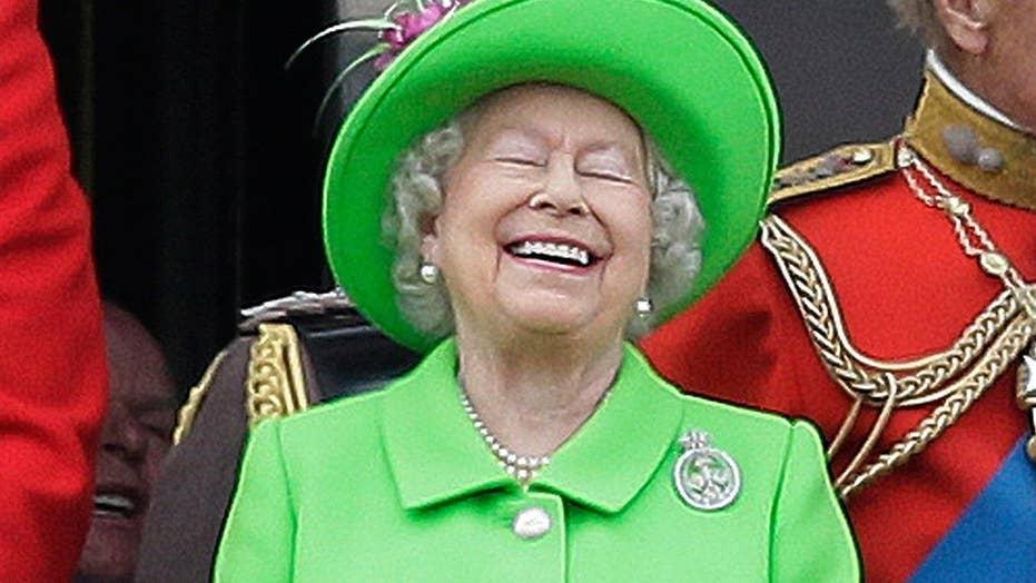 Queen Elizabeth's 90th birthday celebrations