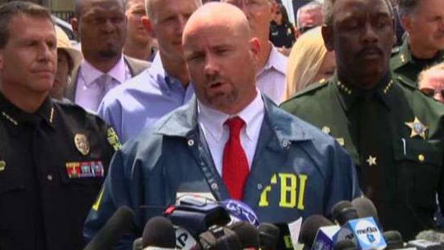 Officials hold press conference on nightclub attack that left 50 people dead