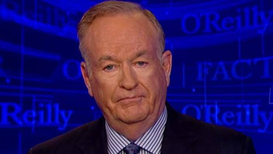 'The O'Reilly Factor': Bill O'Reilly's Talking Points 6/12