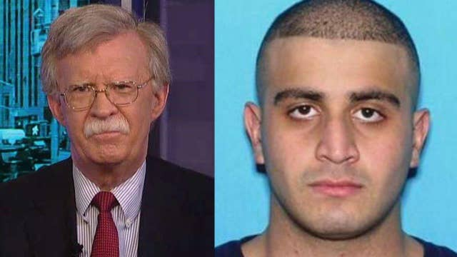 Bolton: 'Lone wolves' are in contact with ISIS