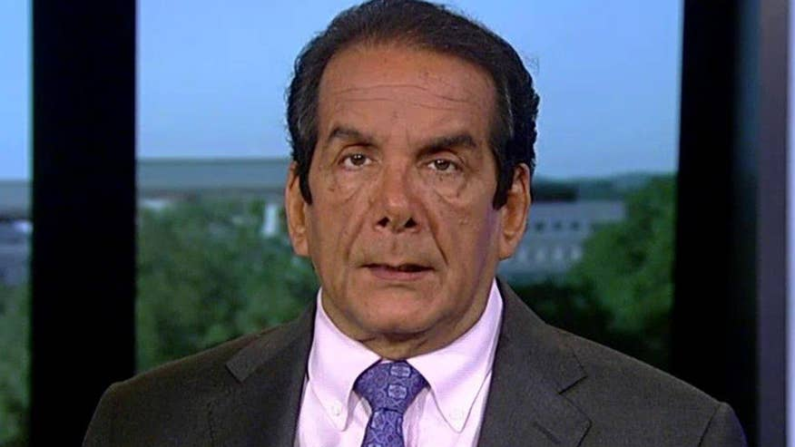 Krauthammer says the only way to stop terror attacks like the Orlando massacre is to defeat ISIS