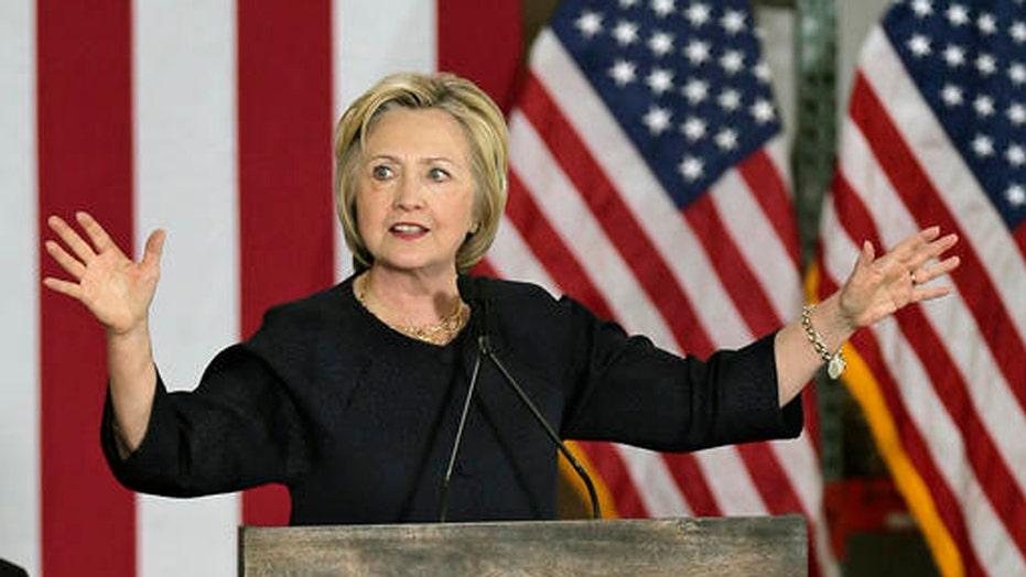 Hillary Clinton says 'radical Islam' after Orlando attack