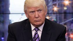 """Donald Trump launched his campaign one year ago, and has been running against the """"dishonest"""" and """"sleazy"""" media ever since."""