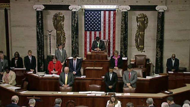 Dems disrupt House moment of silence for Orlando victims