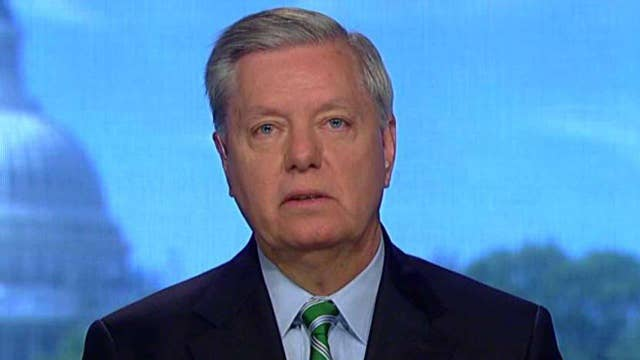 Sen. Graham blasts Obama, Clinton, Trump on radical Islam