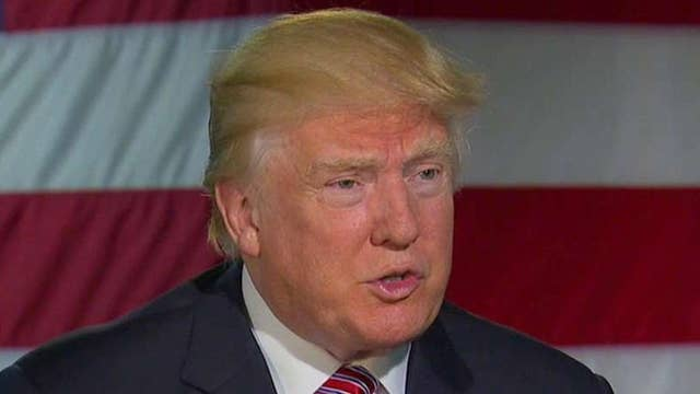 Donald Trump: What happened in Orlando is a disgrace