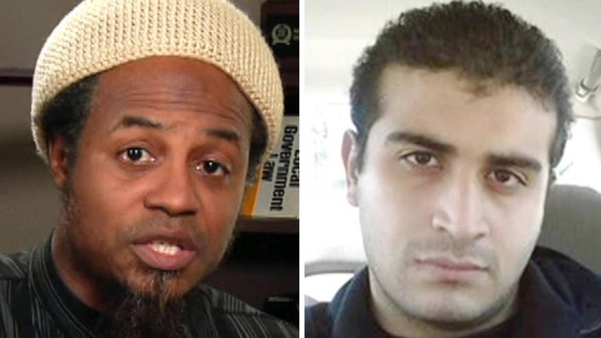 Omar Mateen, it was reported, was a follower of Marcus Robertson, AKA Imam Abu Taubah, who was freed from prison last year. The Imam tells 'On the Record' he has never known Mateen, that he was never enrolled in his online school