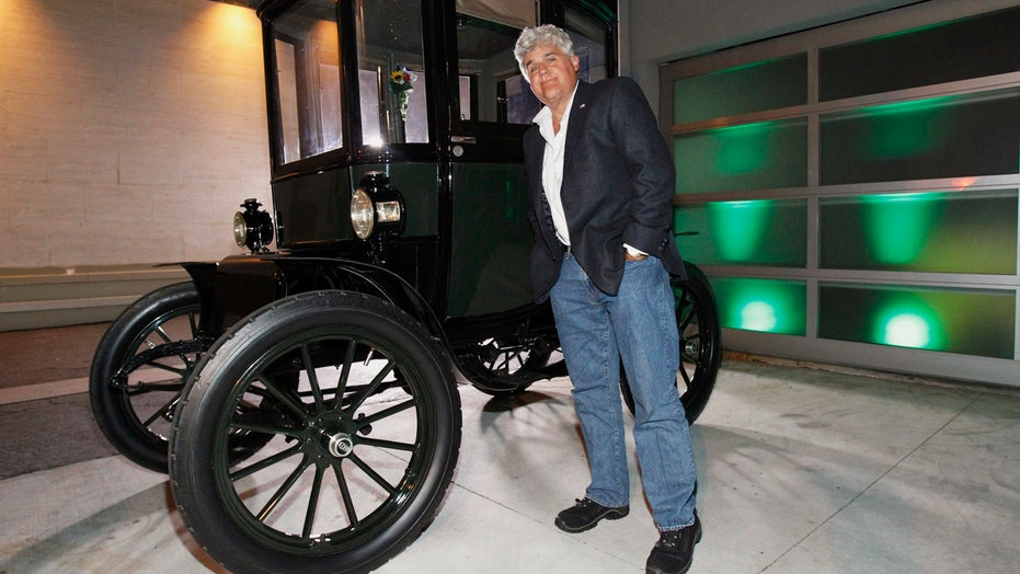 Jay Leno on Cars