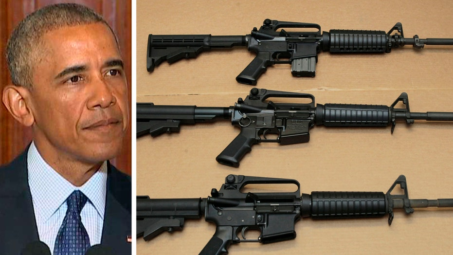 President calls for reinstatement of assault weapons ban