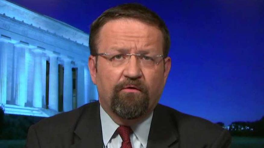 'Defeating Jihad' author Dr. Sebastian Gorka weighs in on how the left has handled foreign policies, hypocrisy within the Clinton Foundation
